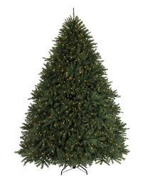 Majestic Balsam Fir Pre Lit Christmas Tree | Tree Classics