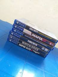 PS4 Games Bundle - Games ...