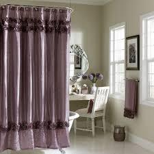 Purple Themed Bathroom Purple Bathroom Curtains