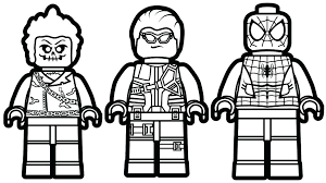 Lego Coloring Coloring Book And Pages Page Fabulous Image