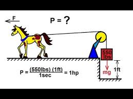 how horsepower works physics mechanics work energy and power 12 of 20 what is a