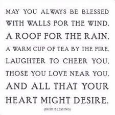 "Irish Quotes About Life Quotable Card Irish Blessing ""May You Always Be Blessed"" Hope 63"
