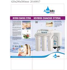 Where To Get Reverse Osmosis Water Amazoncom Aqualutio Premium 5 Stage Reverse Osmosis Filtration