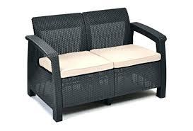 keter corfu set marvelous patio furniture resin coffee table all weather plastic