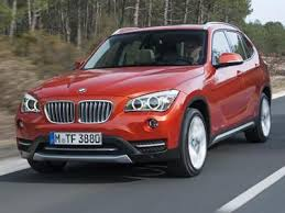 new car releases 20132013 BMW X1 details released  Carscoza