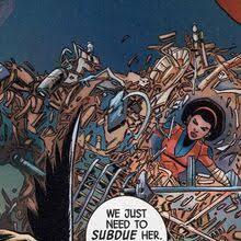 Deborah Fields (Earth-616)/Gallery | Marvel Database | Fandom