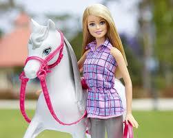 Barbie chelsea selber machen schnittmuster : Mattel Barbie Dhb68 Barbie Puppe Pferd Barbie Und Ihr Wunderschones Pferd Sind Bereit Fur Ein Gemeinsames Rei Madchen Spielzeug Mattel Barbie Barbies Puppen