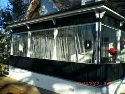 restaurant plastic patio covers clear vinyl patio enclosures plastic outdoor panels for porch the home curtains