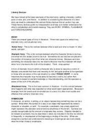 literary elements of an essay argumentative essay paper writers literary elements of an essay