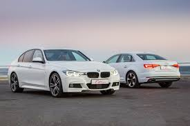 BMW 3 Series 2013 bmw 320i review : Audi A4 2.0T vs BMW 320i (2016) Comparative Review - Cars.co.za