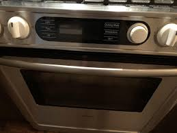 Oven On Light Won T Turn Off Bosch Hdi7282u 07 Oven Wont Turn On But Range Works