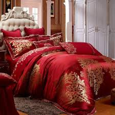 duvet covers 33 fancy ideas red and gold duvet cover 20 luxury bedding sets design inspiration