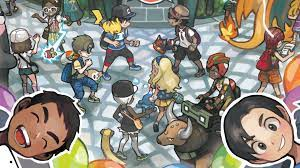 Pokemon Sun And Moon Demo Accidentally Leaks Most Of The Pokedex