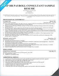 Sap Basis Sample Resume Resume Layout Com