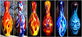 Decorated Bowling Pins USBC Bowling Pins by hardartkustoms on DeviantArt 23