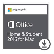 Office Dowload Amazon Com Microsoft Office Home Student 2016 For Mac 1 User