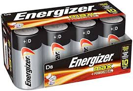 Price Chart Price History For Energizer D Cell Batteries