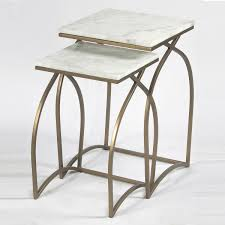 24 Marble Nesting Tables