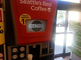 Seattle's Best Vending Machine Adorable Rubi Is Basically A Seattle's Best Coffee Vending Machine South