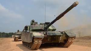 ทบ.เปิดค่ายอดิศร โชว์ 'รถถัง VT4' เขี้ยวเล็บใหม่ของทหารม้า