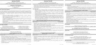 Federal Resume Samples Berathen Com Resume For Study