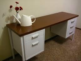 office metal desk. Metal Desk Makeover - Goodwill Outlet Has Desks For $15. Office