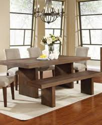 table 4 chairs and bench. madina 6-pc. dining set (dining table, 4 chairs and bench) table bench