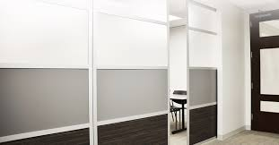 Sliding Wall Dividers Glide Sliding Room Divider From Loftwall