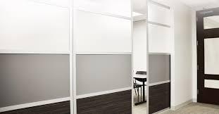 glide sliding room divider from loftwall