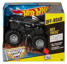 Batman monster truck toys