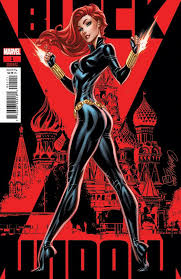 J. Scott Campbell Black Widow #1 - J. Scott Campbell Store