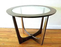 round metal and glass end tables wood and glass end tables glass end tables fresh round round metal and glass end tables