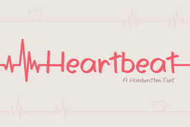 Please enable it to use the advanced features of this website. Heartbeat Font By Wanida Toffy Creative Fabrica In 2020 Lettering Tutorial Fonts In A Heartbeat Free Calligraphy Fonts