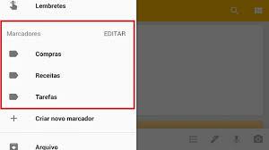 Google Keep Saiba Criar Uma Lista De Compras Usando O Comando De