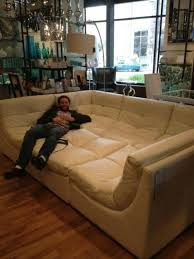 movie room couch and fill it with pillows-pretty sure I would find two  little