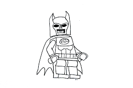 Lego Batman Coloriage Legos Coloriages Pour Enfants