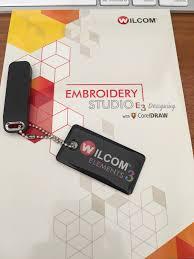 Ez Design Software Embroidery 1 200 Wilcom Embroidery Studio E3 With Coreldraw
