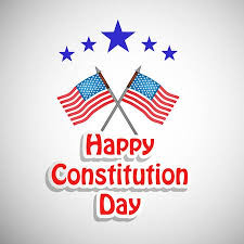 Happy Constitution Day Banner. Royalty Free Cliparts, Vectors, And ...