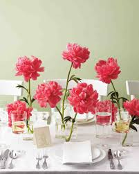 tissue paper flower centerpiece ideas 23 diy wedding centerpieces we love martha stewart weddings