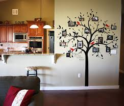tree vinyl wall decals tree silhouettes unique vinyl tree wall decals