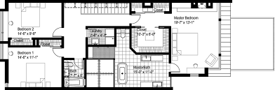 architecture third floor plan modern h house design ideas h house designed by group