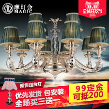 get ations moroccan lantern villa zinc alloy crystal lamp atmosphere of luxury european chandeliers restaurant living room lamps