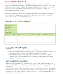Hr Action Plan Template Word Doc Download Document Emergency Change ...