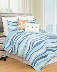 coastal home tortula quilt set king