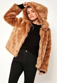 faux fur coats and jackets camel hooded faux fur coat childrens faux fur coats jackets next