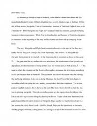 short story essay maturity book report zoom zoom zoom