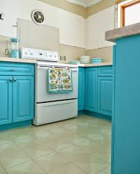 Funky Kitchen Cabinets Kitchen Sectional Wood Laminate Countertop Also Funky Turquoise