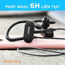 TechCare - ⚛️⚛️ Tai nghe Bluetooth Anker SoundBuds Surge –...
