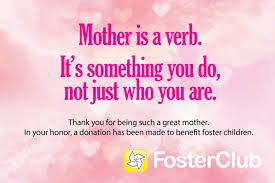 Mother's day cards are a classic way to let mom know how much you care. Send A Mother S Day Card That Can Change Lives Fosterclub