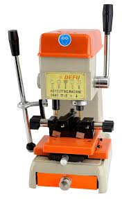 ᗖKey Cutter Defu 998C New Automatic Car Key Cutting Machine ...
